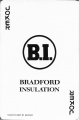 Bradford Insulation - joker