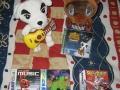 Animal Crossing stuff and GB