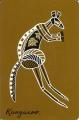 Kangaroo - retro