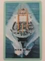 N.Y.K.-Line-front-view-retro