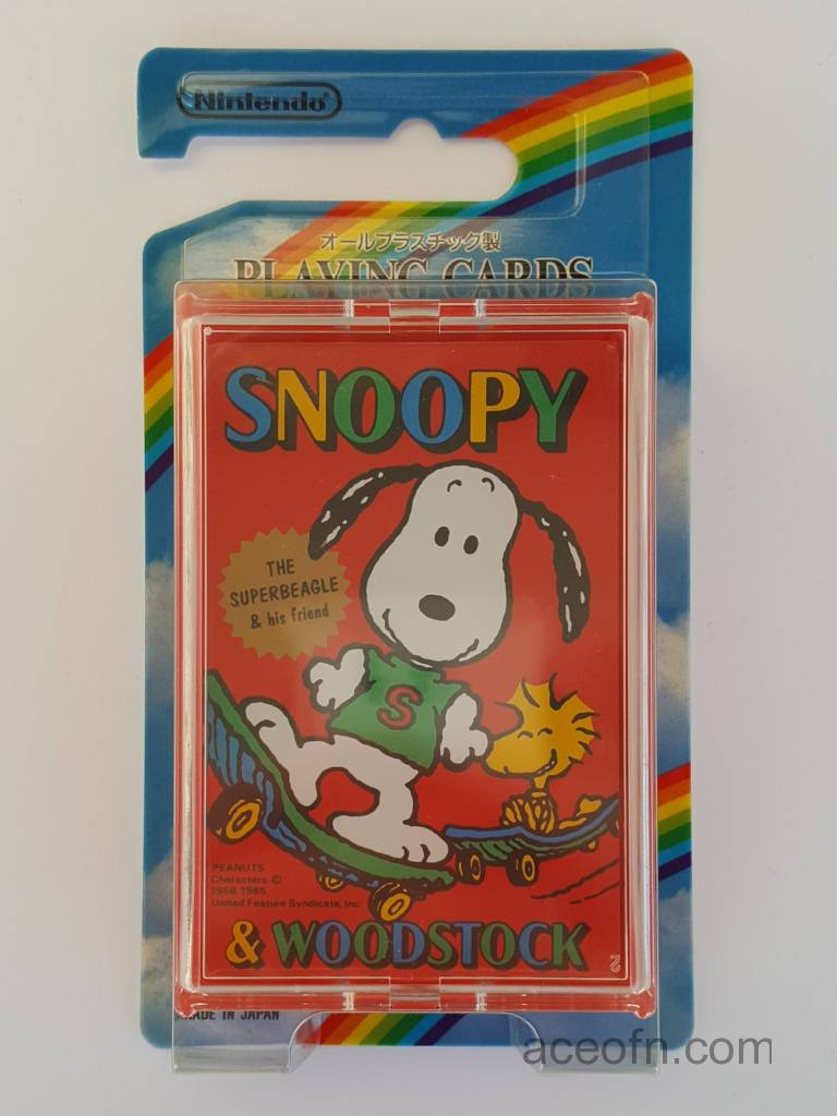 Snoopy-Woodstock-NAP-SN1000-b-deck-front