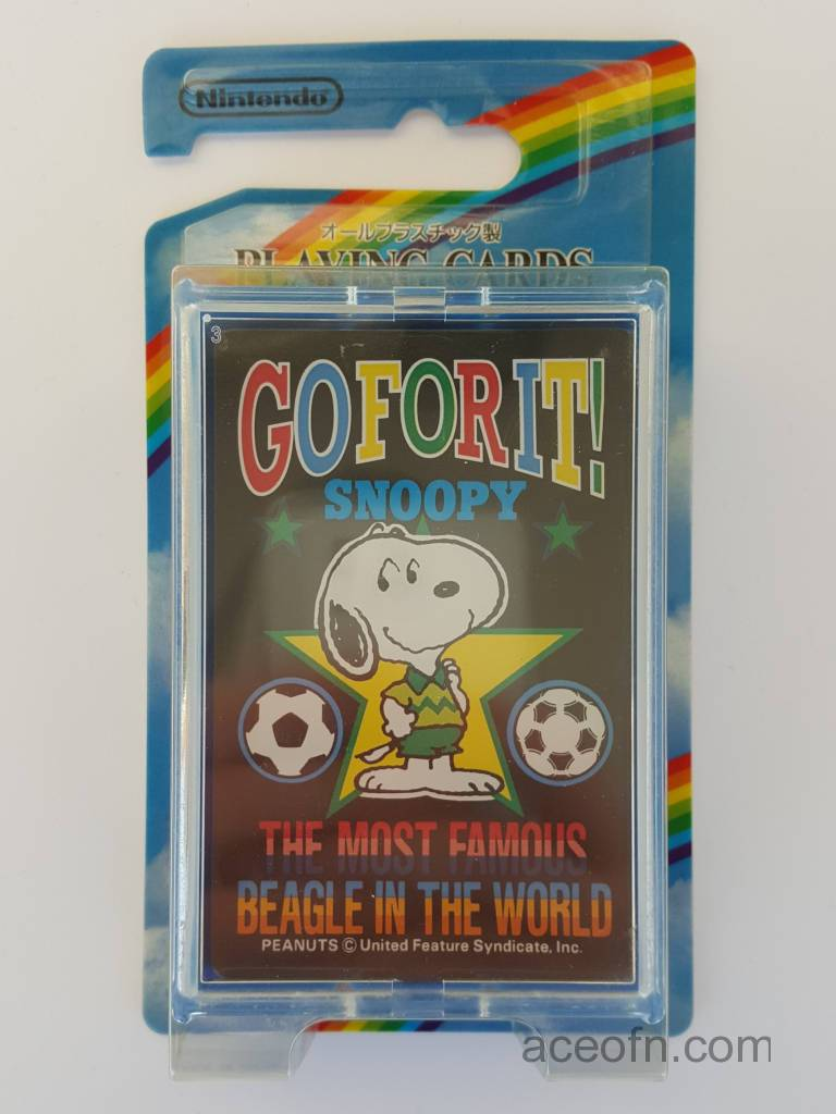 Snoopy-Woodstock-NAP-SN1006-deck-front