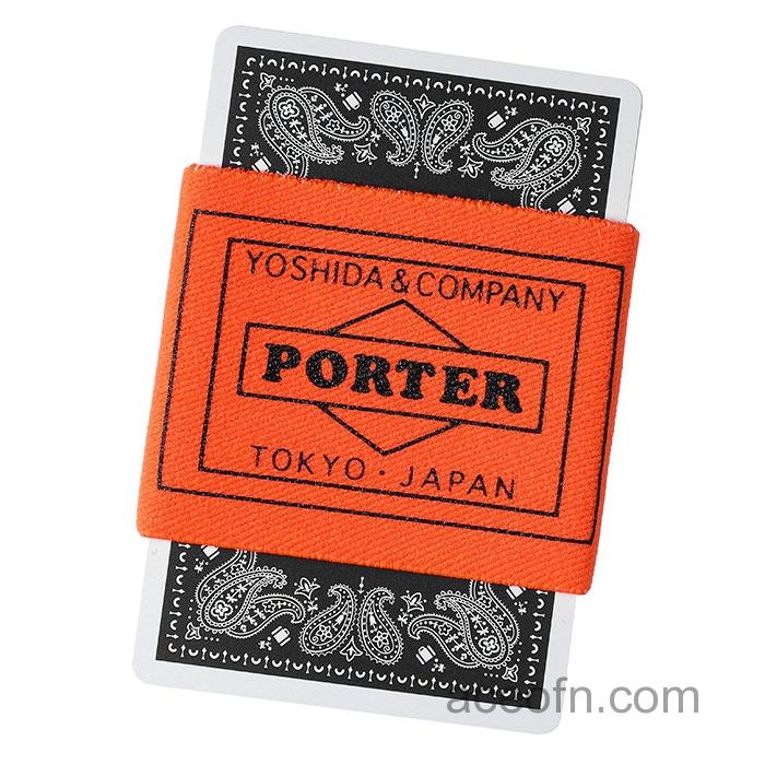 Porter-black-orange-black
