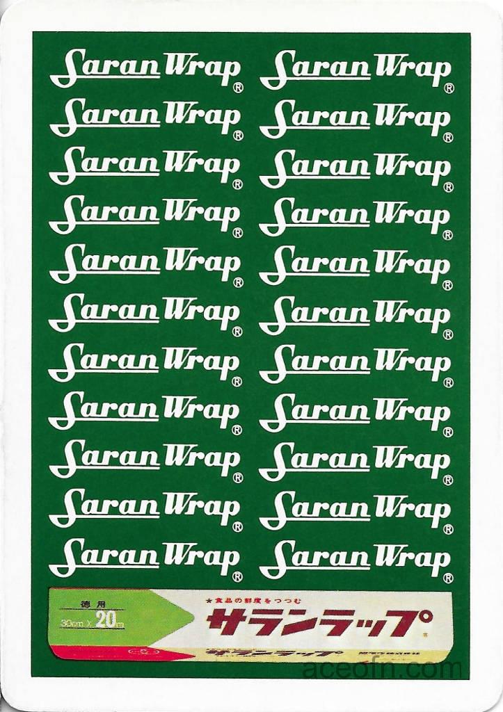Saran Wrap - retro
